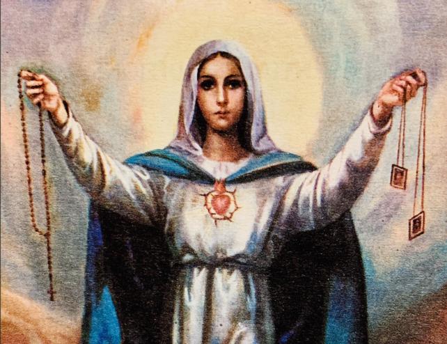 Marian Image