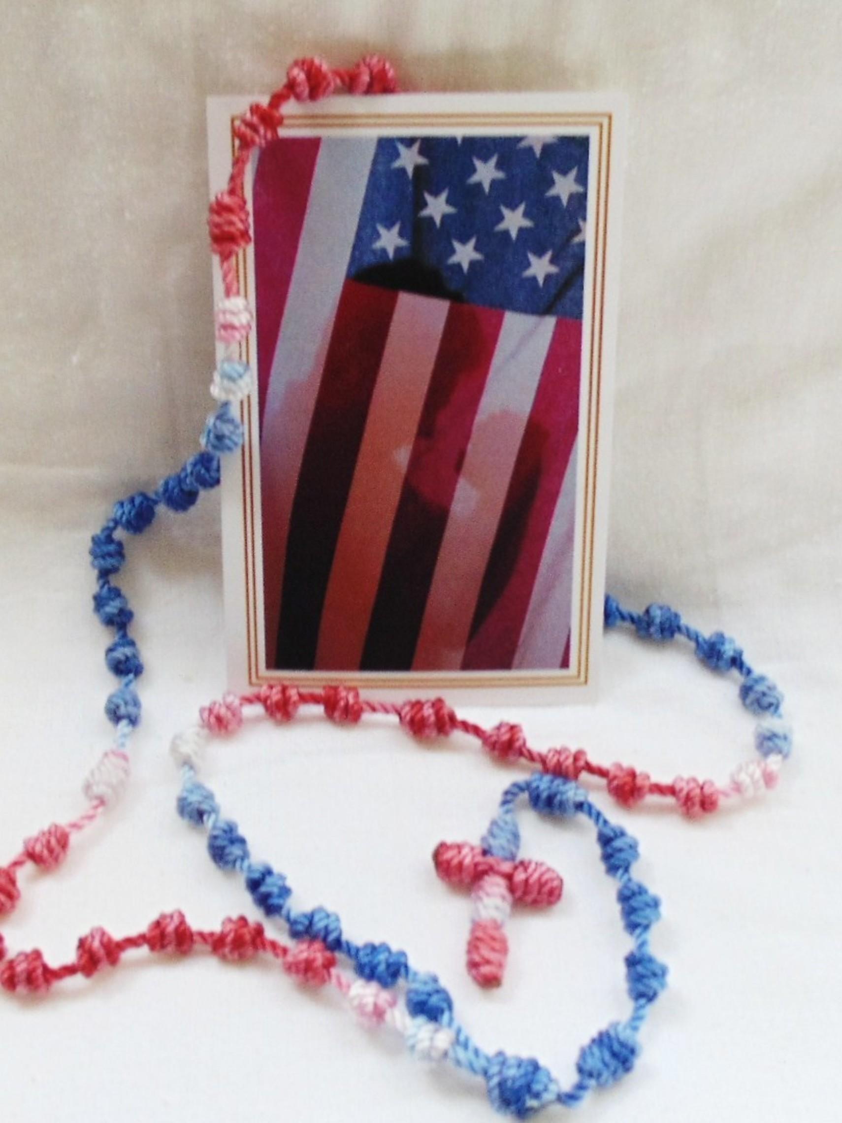 Prayer For Our Nation Prayer Card
